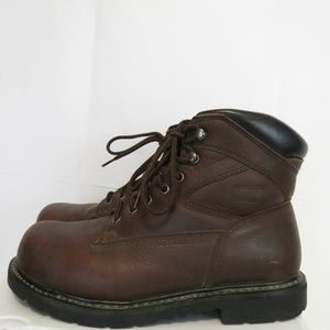 2413-05 Clothing, Shoes & Accessories Official Website Worx By Red Wing Safety Steel Toe Work Shoes Womens 10m